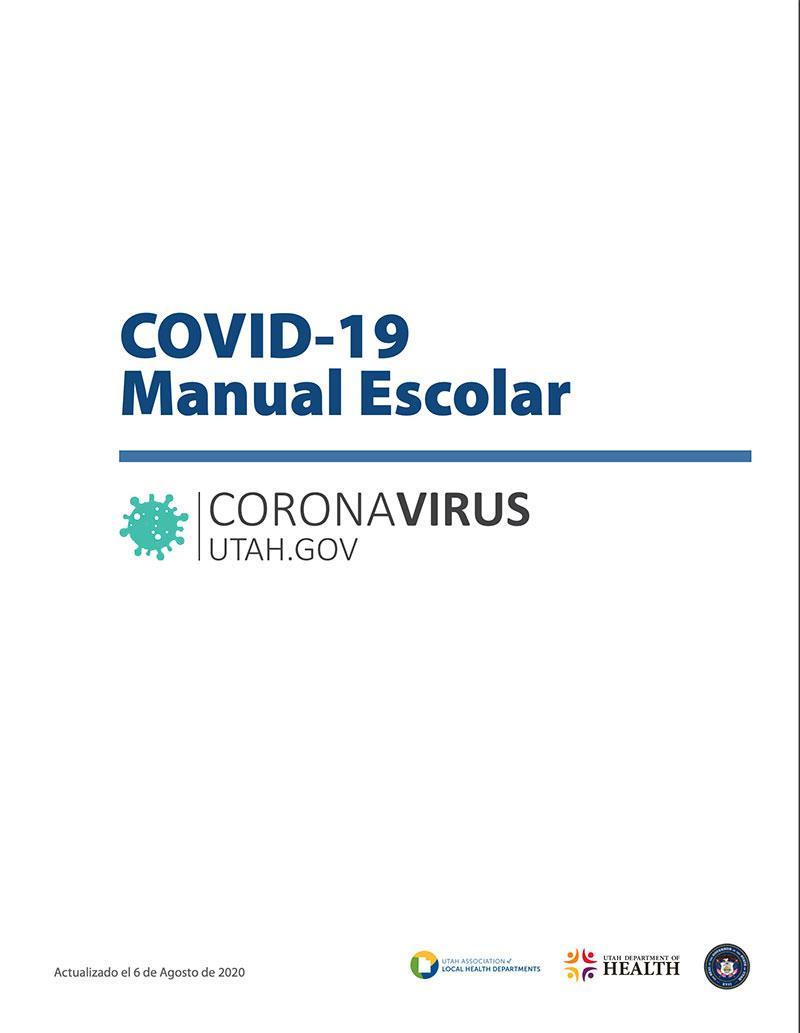 COVID-19 Manual Escolar