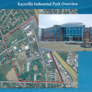 Kaysville-Industrial-Park-Overview