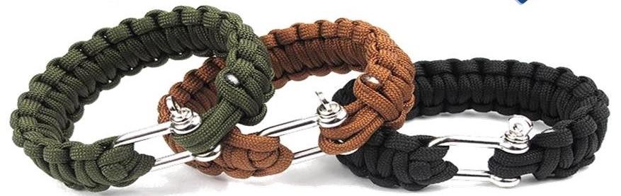 CTV Survival Bracelets