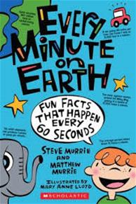 EveryMinuteOnEarth