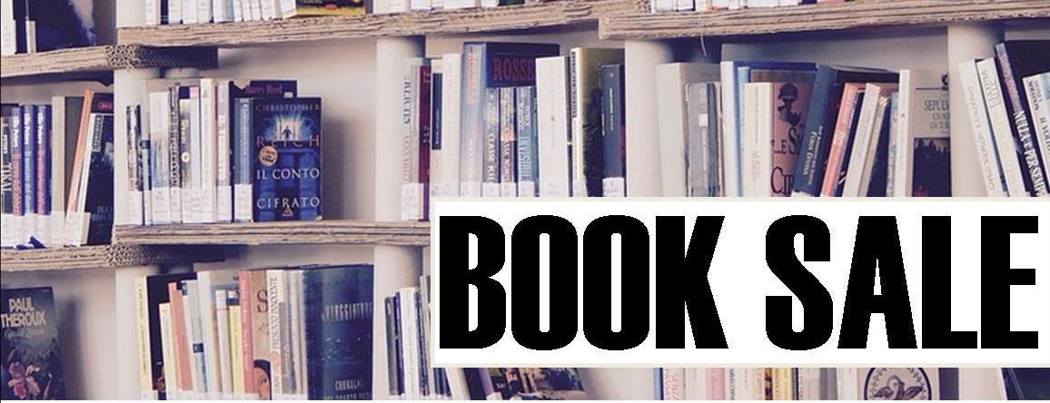 NOD Book Sale 03-2018