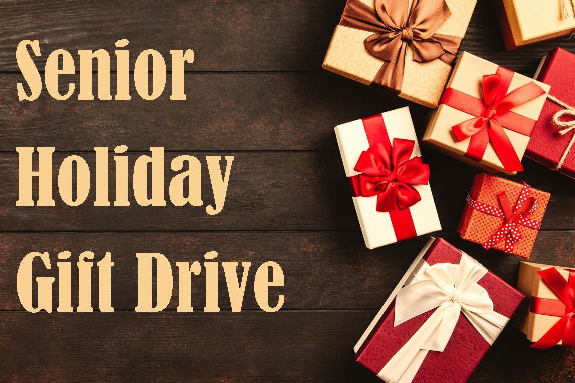 Senior Gift Drive