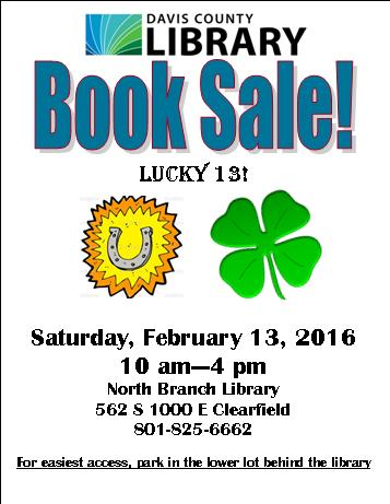 book sale sign 2-16 -- DCL_Banner