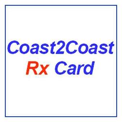 Coast2Coast Rx Card