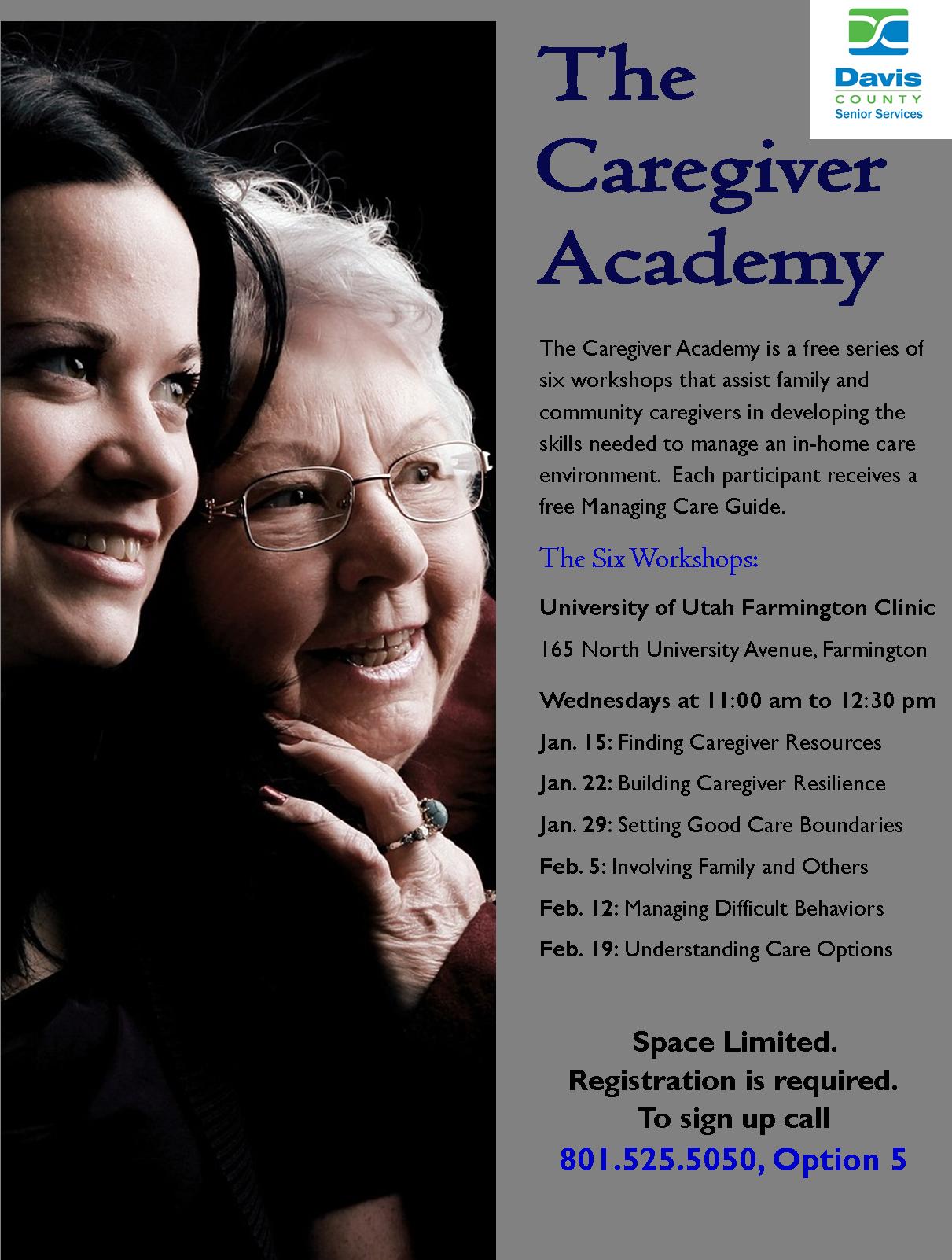 Caregiver Academy Winter