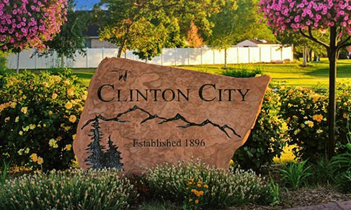 Clinton City