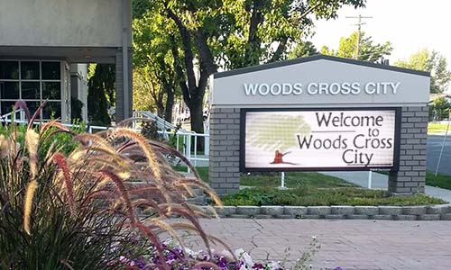 Woods Cross City